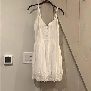 Jack BB Dakota white dress